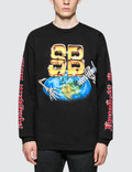 Spaghetti Boys On Top Of The World L/S T-Shirt Picture