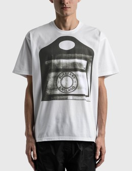 Burberry Pocket Bag Print Cotton Jersey T-shirt