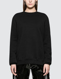 MSGM Fringed Texas Sweatshirt Picture