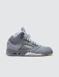 "Jordan Brand Air Jordan 5 Retro 2011 ""Wolf Grey"" Picture"