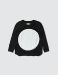 NUNUNU Circle Patch L/S T-Shirt Picture
