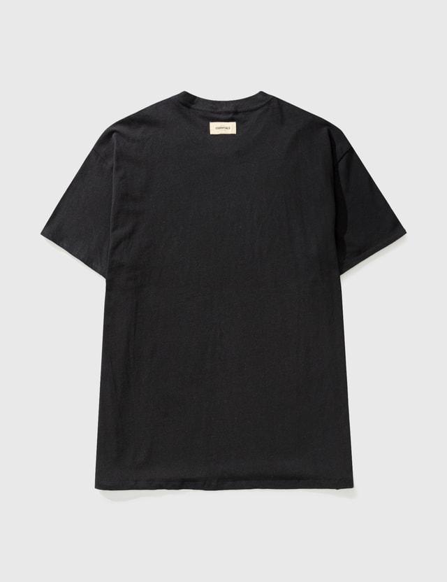Fear of God Essentials Fear Of God Essentials Oversize Ss T-shirt Black Men