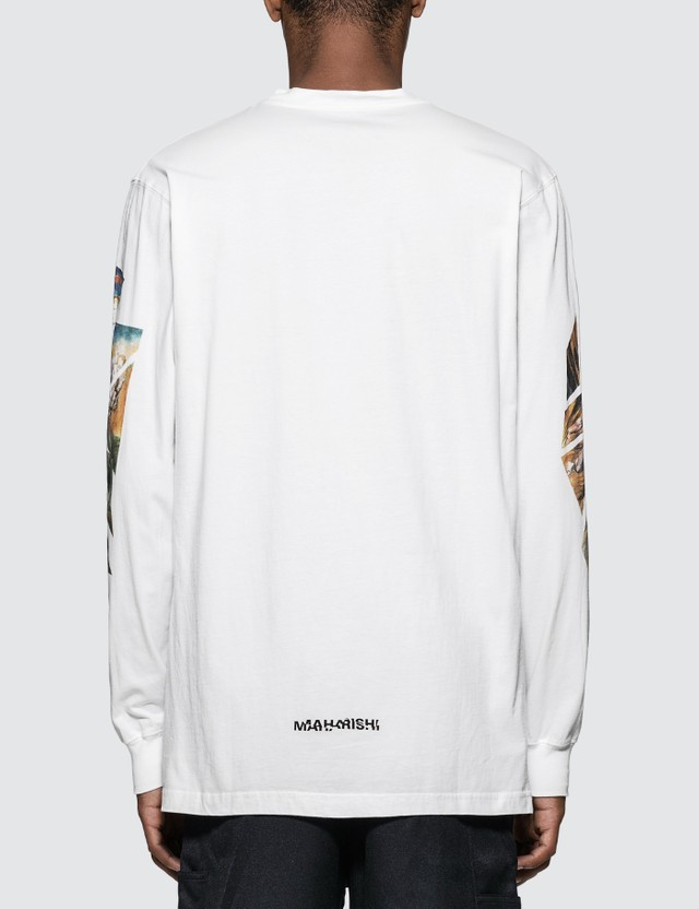 Maharishi Heaven And Hell L/S T-Shirt