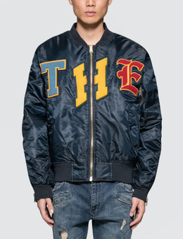 The Incorporated The The Zipper Bomber Jacket