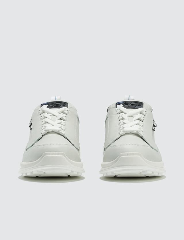 Prada Chunky Laced Sneaker