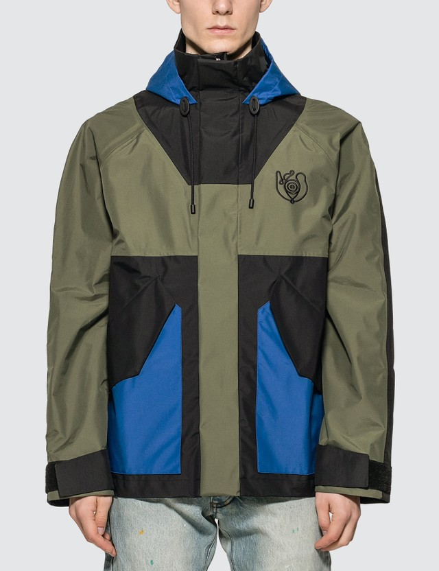 Loewe ELN Jacket Military Green Men