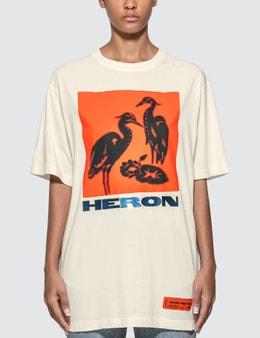 Heron Preston Herons Screenprint T-shirt