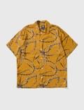 Brain Dead Razorwire Rayon Shirt Picture