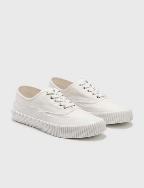 메종 키츠네 Maison Kitsune New Sole Laced Sneaker