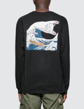 RIPNDIP Great Wave L/S T-Shirt Picture