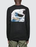 RIPNDIP Great Wave L/S T-Shirt Picture