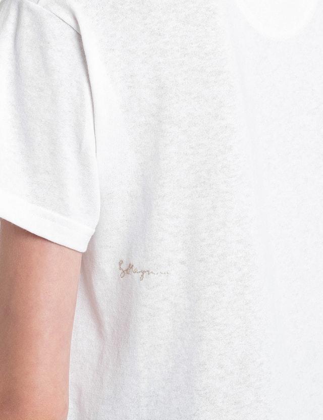 Bottega Veneta Logo Basic T-Shirt