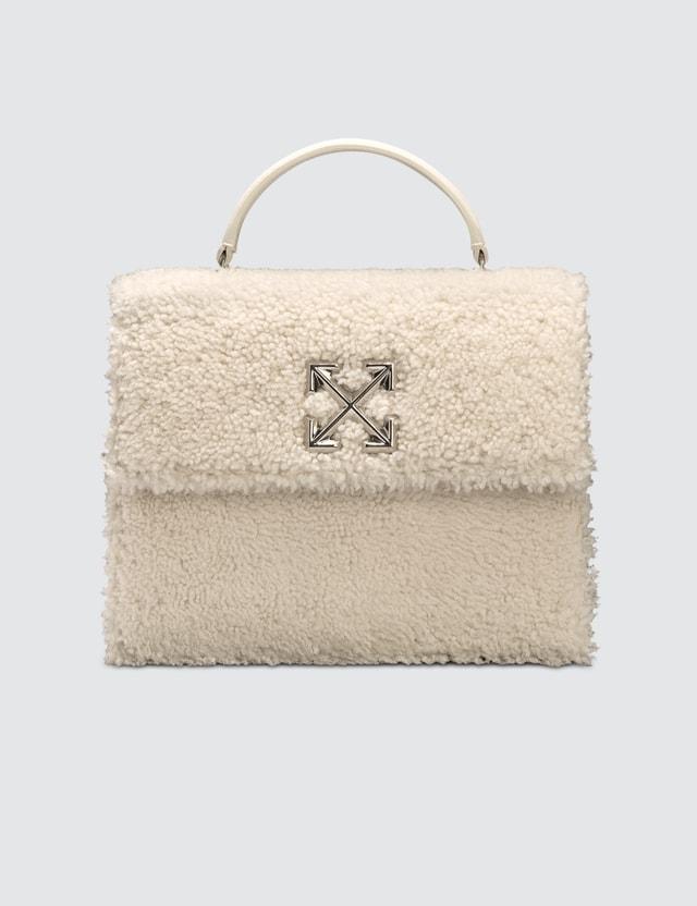 Off-White Furry Jitney 2.8 Bag