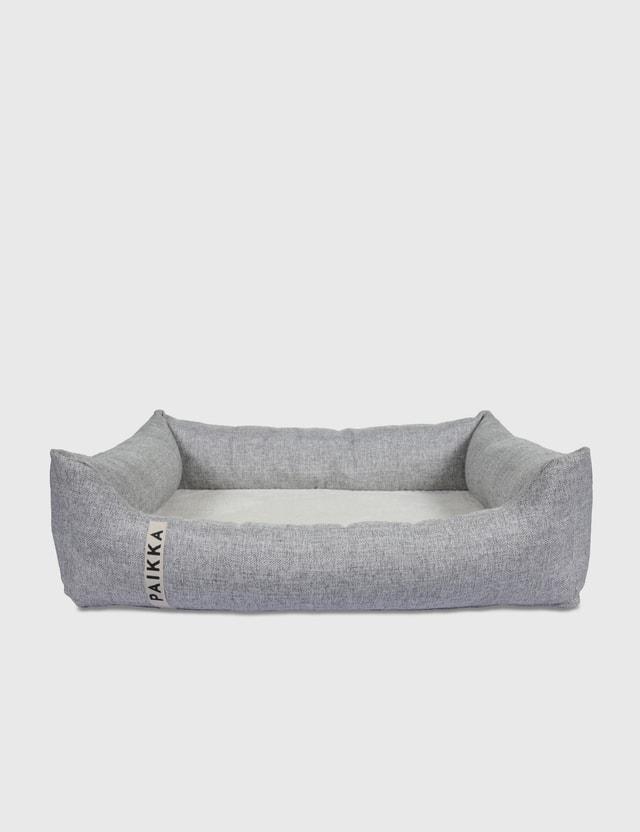 Paikka Orthopedic Bed – Light Grey Light Grey Life