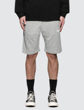 Carhartt Work In Progress College Sweat Shorts Picutre