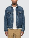 Human Made Denim Work Jacket Picutre