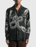 Wacko Maria Hawaiian Long Sleeve Shirt (Type-6) Picutre