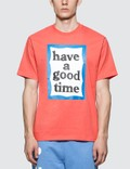 Have A Good Time Big Blue Frame T-Shirt Picture
