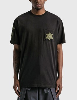Maharishi Star Patch T-shirt