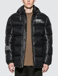 Heron Preston NASA Down Puffer Jacket Picutre