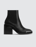 Alexander Wang Hailey Leather Chelsea Boot