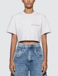 Alexander Wang Chynatown Cropped T-shirt Picture