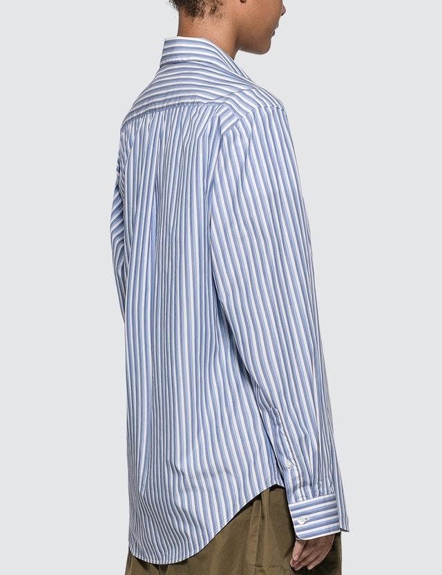 Martine Rose Classic Stripes Shirt