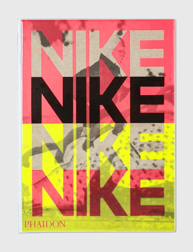 Phaidon Nike: Better Is Temporary Red Unisex