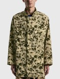 Needles Poly Ripstop C.P. Coat Khaki Men