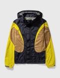 Comme des Garçons Shirt Comme Des Garçons Shirt 3 Colour Nylon Jacket Picutre