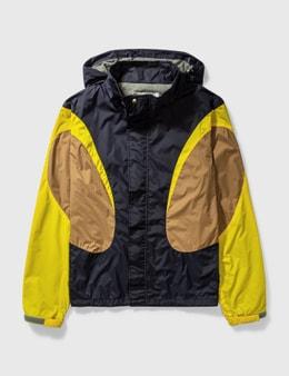 Comme des Garçons Shirt Comme Des Garçons Shirt 3 Colour Nylon Jacket