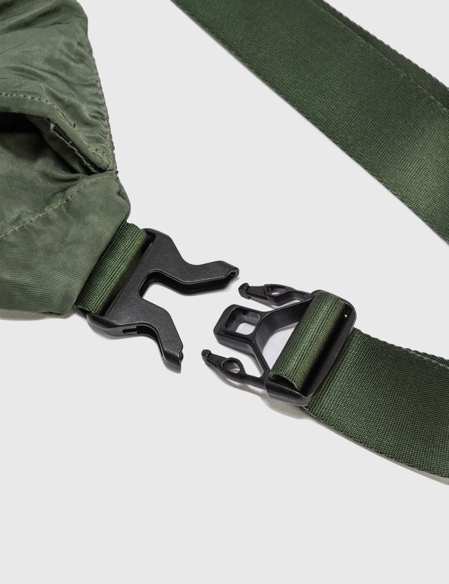 CP Company Lens Belt Bag Laurel Wreat Men