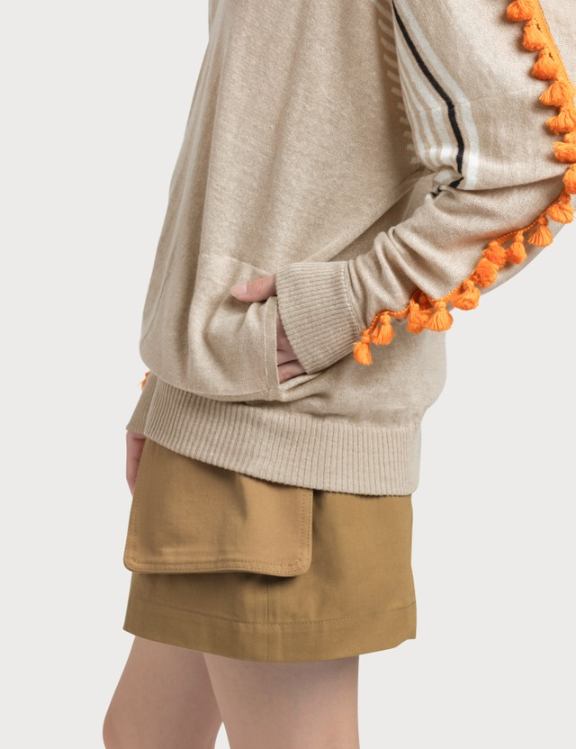 Loewe Pompons Sweater