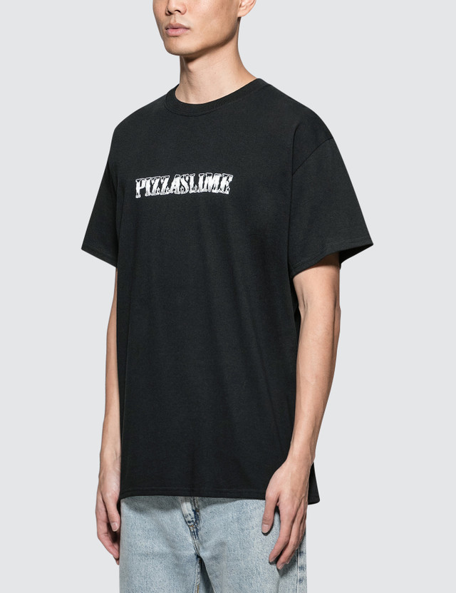 Pizzaslime Cool Font T-Shirt