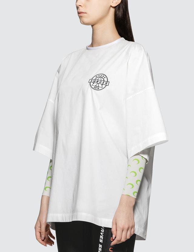 Ambush Back Zip Up Shirt
