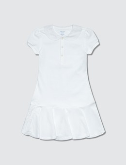 Polo Ralph Lauren Peter Pan Collar Polo Dress