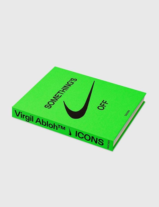 Taschen Virgil Abloh. Nike. ICONS Green Unisex