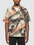 Rhude Gunslinger Hawaiian Shirt Picture