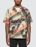 Rhude Gunslinger Hawaiian Shirt Picutre