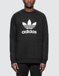 Adidas Originals Trefoil Sweatshirt Picture