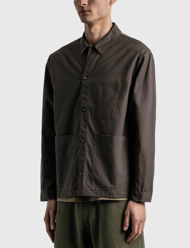 Satta Sprout Jacket Indigo Men