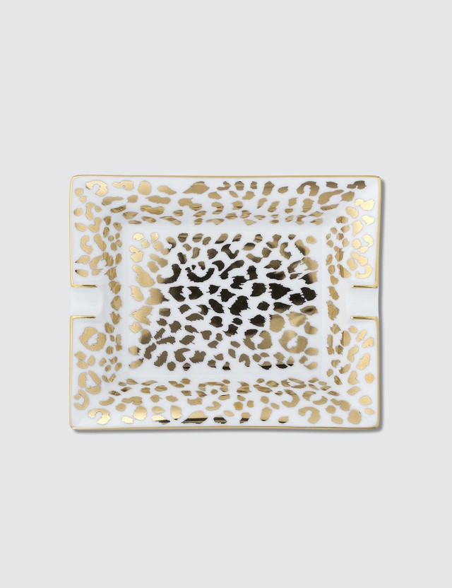 Wacko Maria Leopard Ashtray (Type-2)