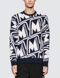 Moncler Monogram Wool Sweater 사진