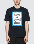 Have A Good Time Big Blue Frame T-Shirt Picutre