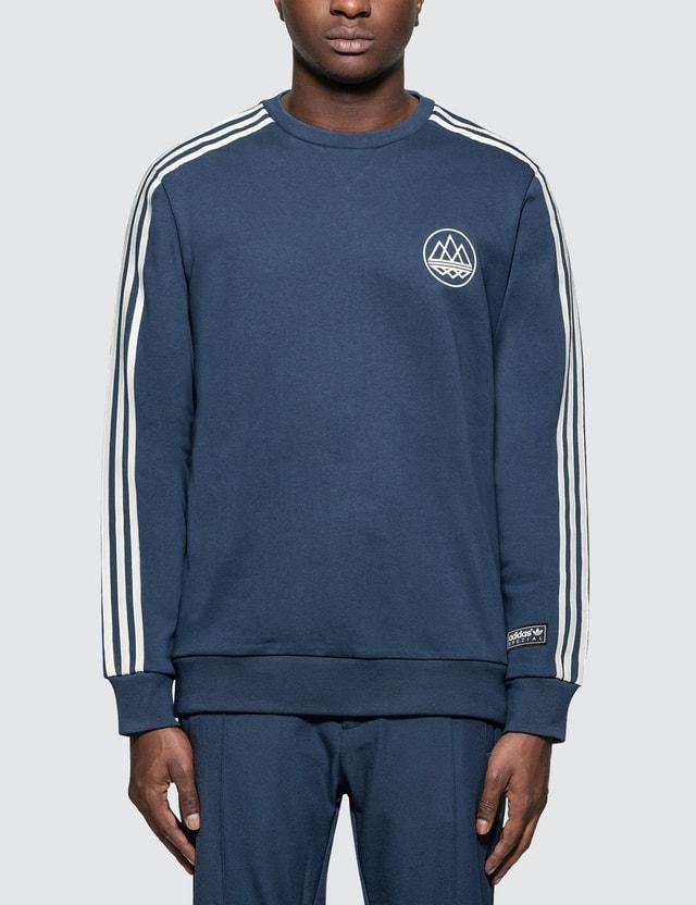 Adidas Originals Union LA x Adidas SPEZIAL Crewneck Sweatshirt