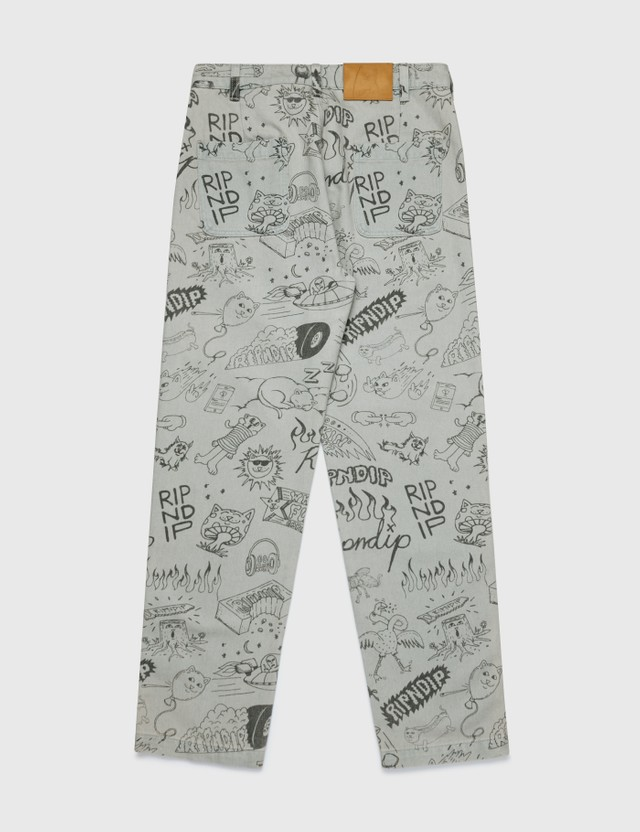 RIPNDIP Sharpie Denim Pants