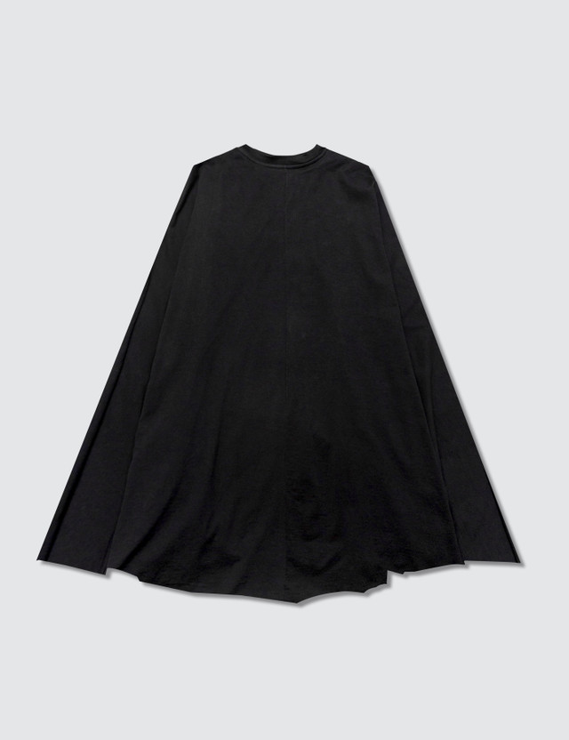 NUNUNU Cape Dress