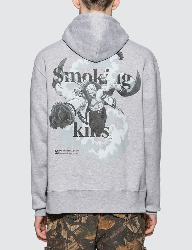 #FR2 #FR2 X One Piece Action Smoker Hoodie