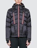 Moncler Grenoble Logo Down Jacket Picture
