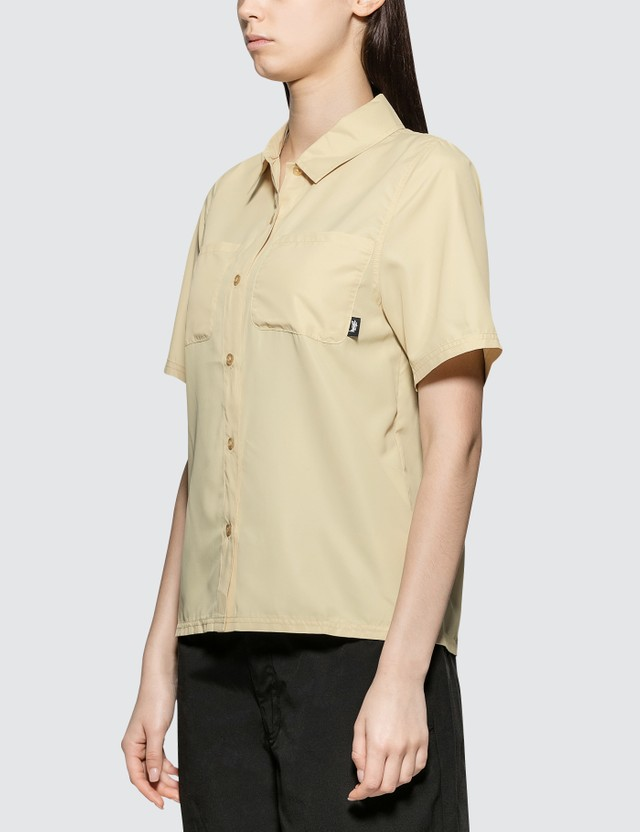 Stussy Maxine Light Ss Blouse